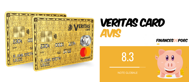 Carte Bancaire Prepayee Et Paypal.Veritas Card Avis Et Test D Une Carte Prepayee Tres Complete